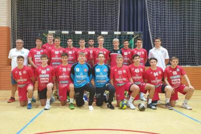 Männliche A2-Jugend Saison 2020/21