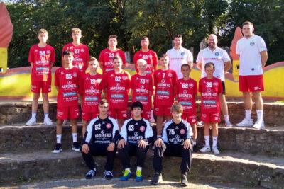 Männliche C1-Jugend Saison 2020/21