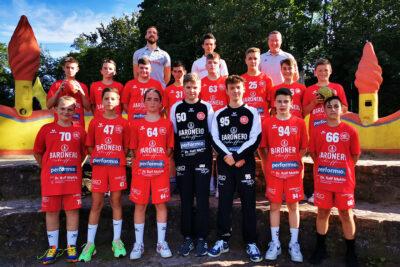 Männliche C2-Jugend Saison 2020/21
