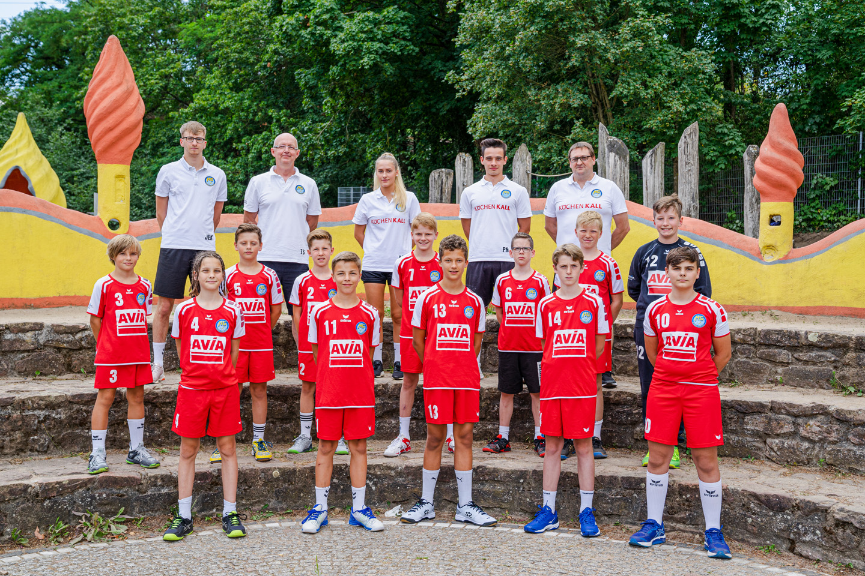 Männliche D1-Jugend Saison 2020/21