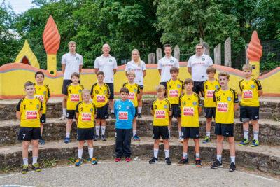 Männliche D2-Jugend Saison 2020/21