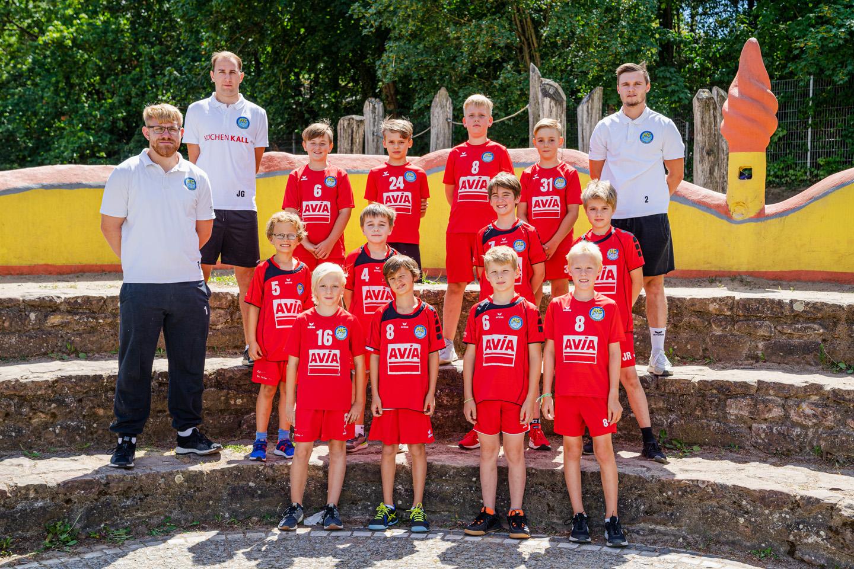 Männliche E-Jugend Saison 2020/21