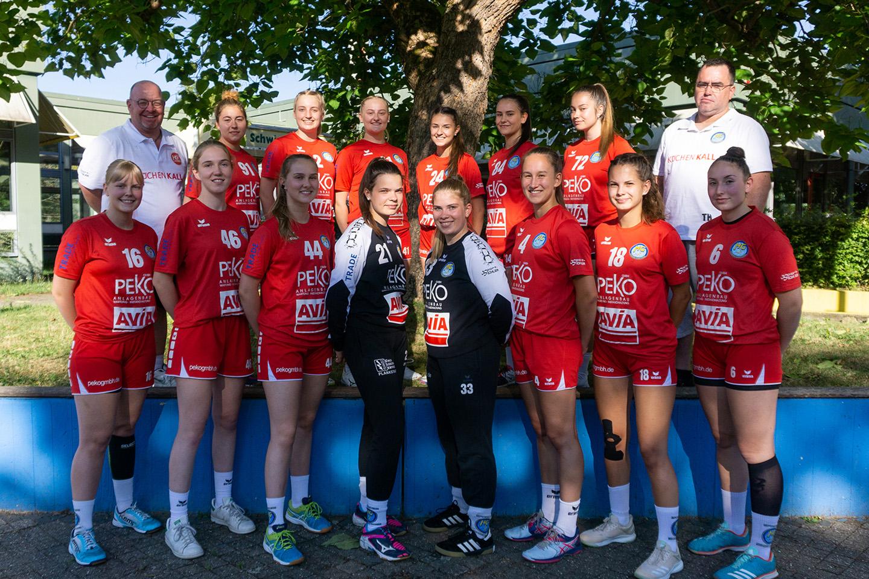 Weibliche A-Jugend Saison 2020/21