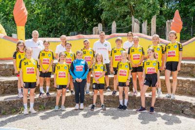 Weibliche E- und D-Jugend Saison 2020/21